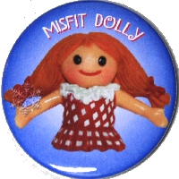 Doll on Island of Misfit Toys