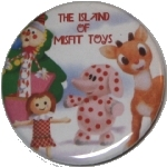 Island of Misfit Toys Art