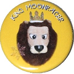 King Moonracer Magnet