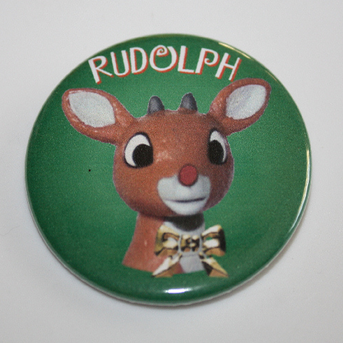 Rudolph the Red-Nosed Reindeer Magnet