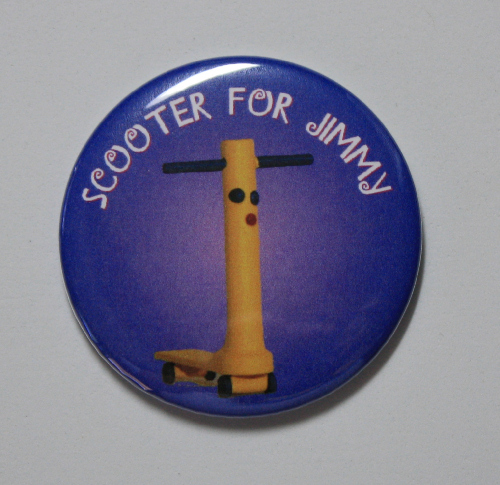Scooter for Jimmy Magnet