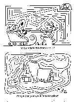 Christmas Puzzle Maze