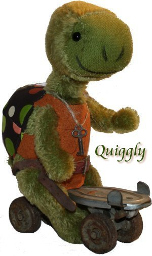 In the Spotlight - Quiggly Turtle