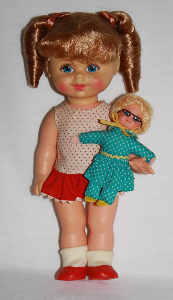 Buffy and Mrs. Beasley Vintage TV Doll – Family Affair Anissa Jones