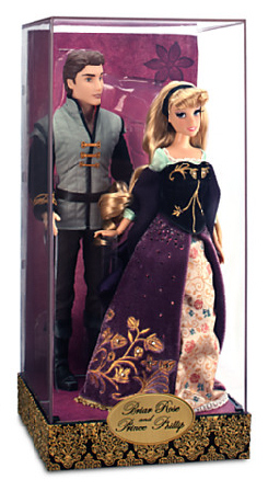 Disney Designer Fairytale Doll Set Aurora