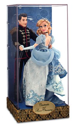 Disney Designer Fairytale Doll Set Cinderella