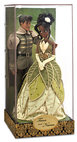 Disney Designer Fairytale Doll Set Tiana
