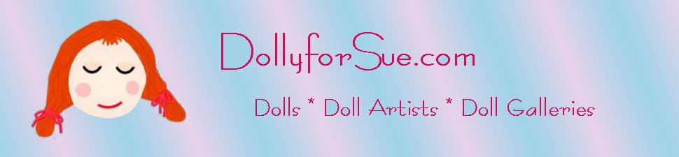 DollyforSue.com | New and Vintage Dolls Misfit Dolly for Sue