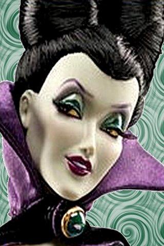 * FREE iPhone Wallpaper * Maleficent Disney Villains Designer Collection