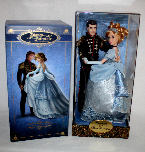 Fairytale Couples Disney Designer Doll Set