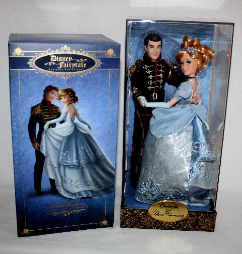 Fairytale Couples Disney Designer Doll Set