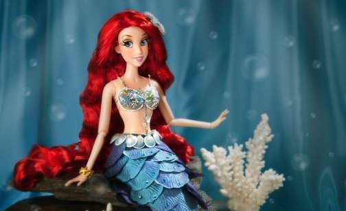 Ariel Limited Edition Doll