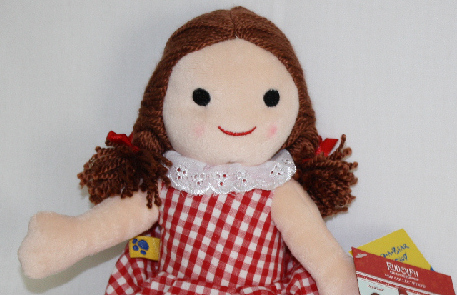 Build a Bear Misfit Doll