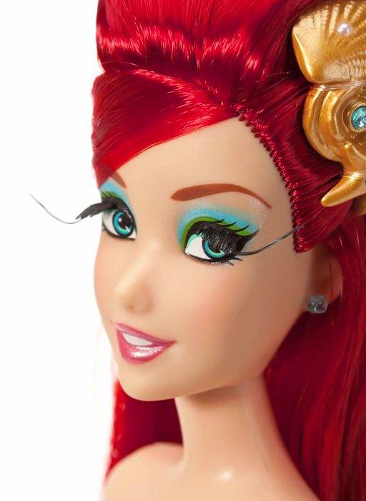 Disney Designer Doll Ariel Limited Edition