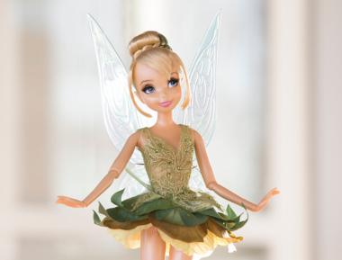Tinker Bell Disney Designer Doll Limited Edition of 4000