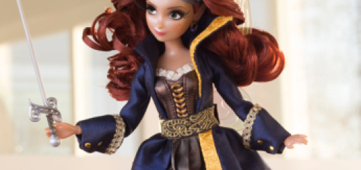 Zarina Pirate Fairy Disney Designer Doll Limited Edition of 4000