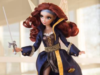 Zarina Pirate Fairy Disney Designer Doll Limited Edition of 4000