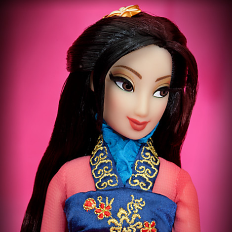 Disney Fairytale Designer Couples Doll Set Mulan