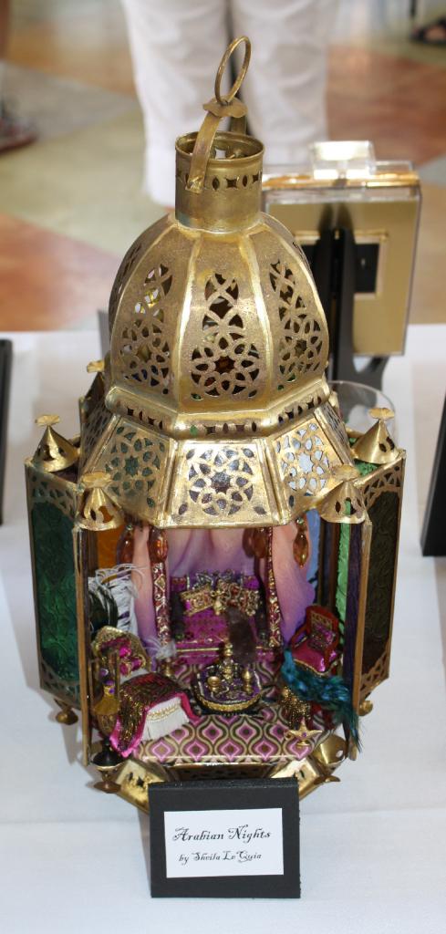 Arabian Nights by Miniature Artisan Sheila LeQuia