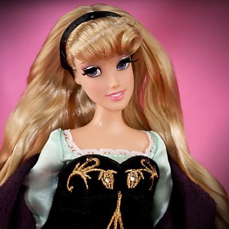 Fairytale Disney Designer Couples Doll Aurora and Prince Phillip