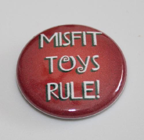 Misfit Toys Rule!