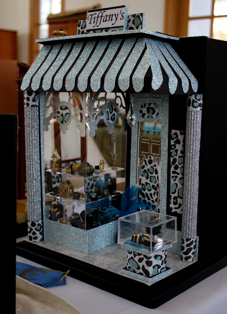 Tiffany's by Miniature Artisan Sheila LeQuia