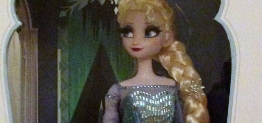 Disney Limited Edition Frozen Elsa Doll