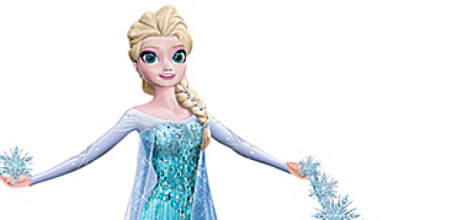 Disney Princess Frozen Elsa Figurine