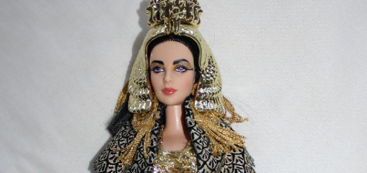 Cleopatra Elizabeth Taylor Doll