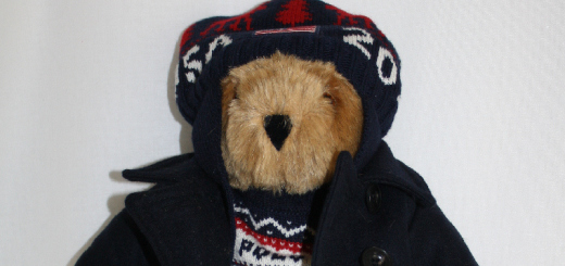 Ralph Lauren Limited Edition Bear