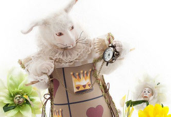 A Rabbit's Tale by Roxanna Maria