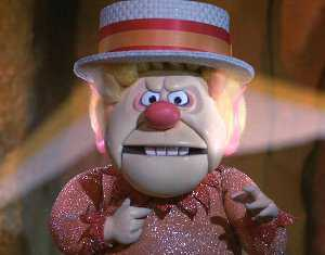 Heat Miser in The Year Without a Santa Claus