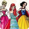 Designer Disney Princess Dolls