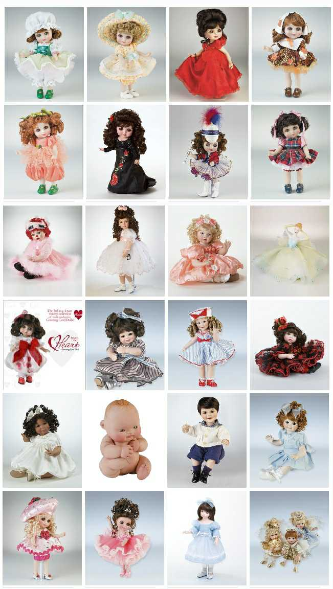 Adora Belle Marie Osmond Dolls