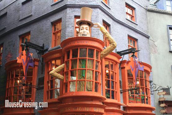 Weasleys Wizard Wheezes Universal universal studios orla...