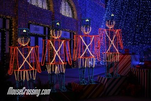 The Osborne Family Spectacle of Dancing Lights at Walt Disney World