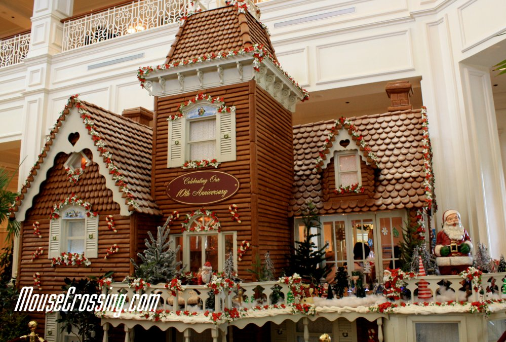 Gingerbread House at the Grand Floridian, Walt Disney World