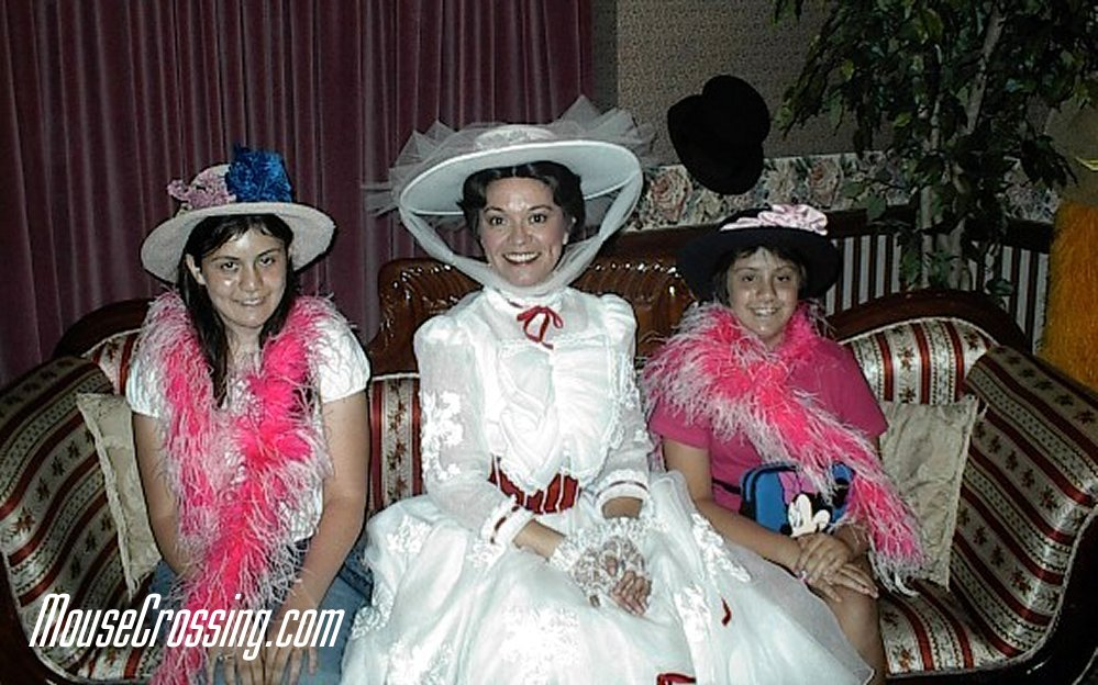 Jolly Holiday at Practically Perfect Tea Party with Mary Poppins