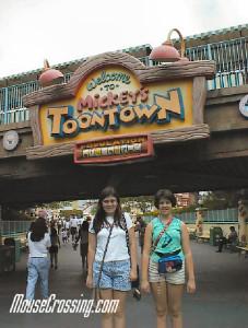 Mickey's Toontown in Disneyland