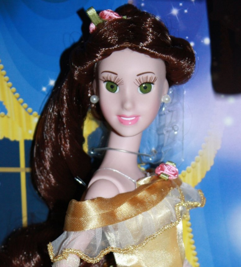Crystal Dreams Belle Doll