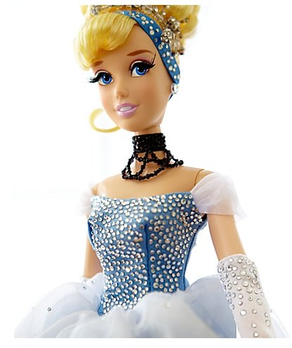 Cinderella Deluxe Limited Edition Disney Princess Doll