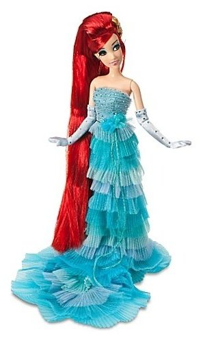 Designer Disney Princess Ariel Doll