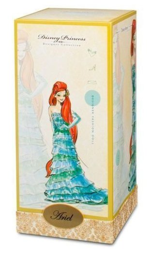 Ariel Disney Princess Designer Doll