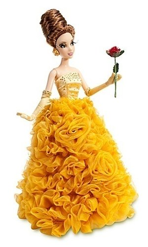 Disney Designer Princess Doll Belle