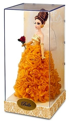 Belle Disney Princess Designer Doll