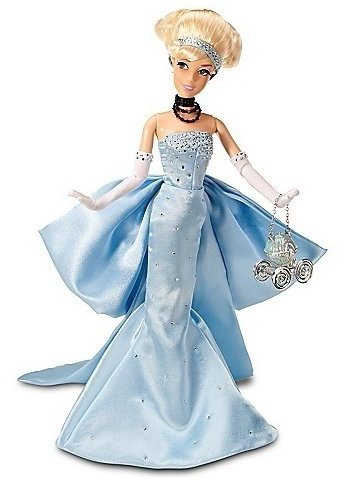 Cinderella Disney Princess Designer Doll