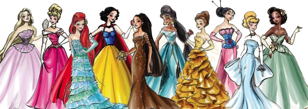 Disney Designer Princess Dolls Collection