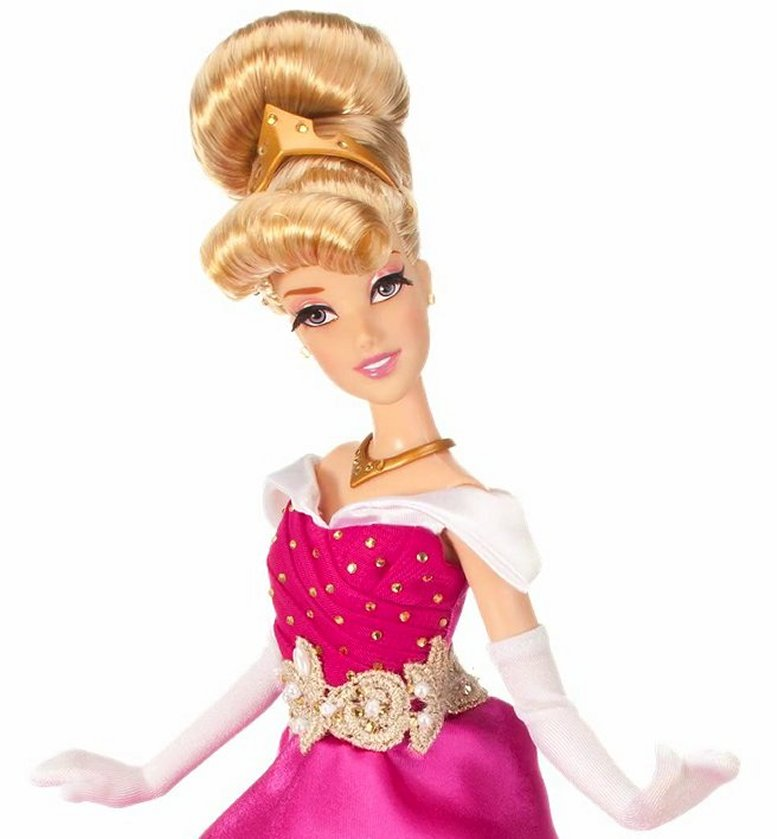 Sleeping Beauty Aurora Disney Princess Designer Doll