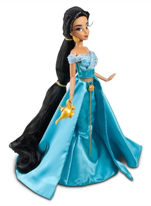 Jasmine Disney Princess Designer Doll