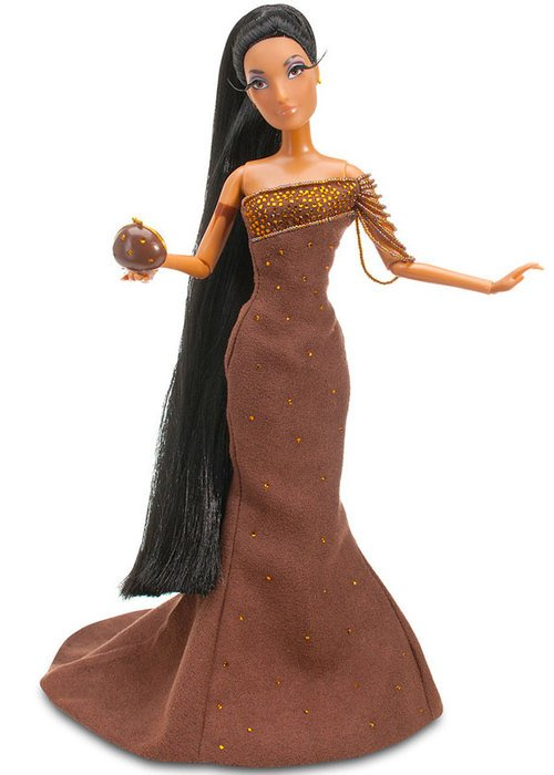 Disney Princess Designer Doll Pocahontas